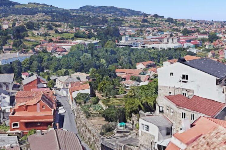 Uma das agressões aconteceu numa rua em Baiona, Galiza