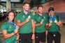 rancisca Laia, Messias Batista, João Ribeiro e Fernando Pimenta trouxeram medalhas dos Mundiais