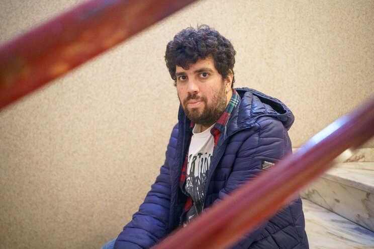Tiago Nêveda, 35 anos, de Viana do Castelo