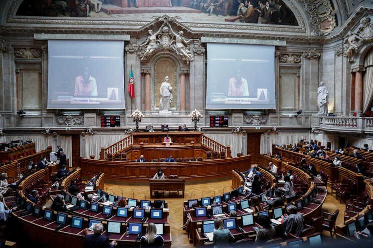 Parlamento suspende trabalhos durante a campanha