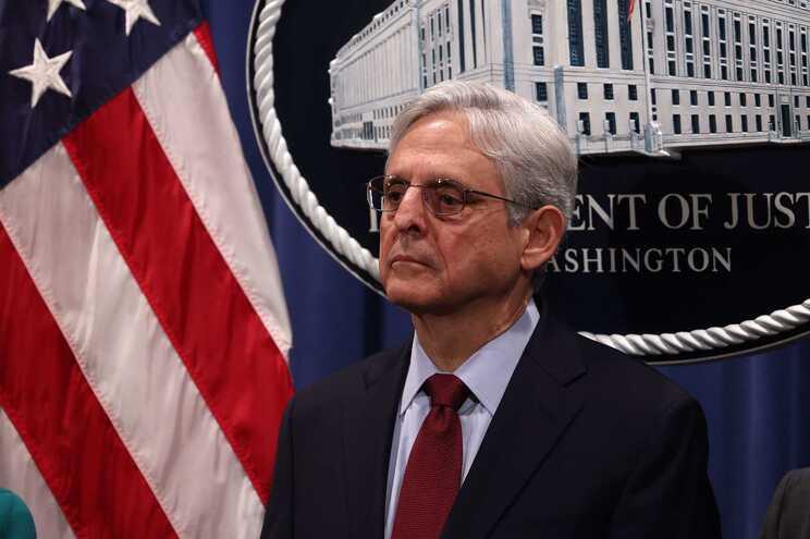 O procurador-geral dos Estados Unidos, Merrick Garland