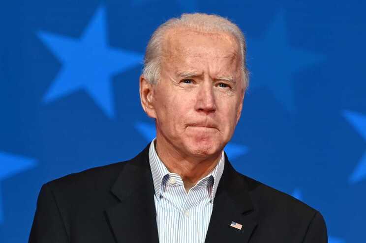 Joe Biden tem desde esta sexta-feira os serviços secretos a proteger a sua casa em Wilmington, no Delaware