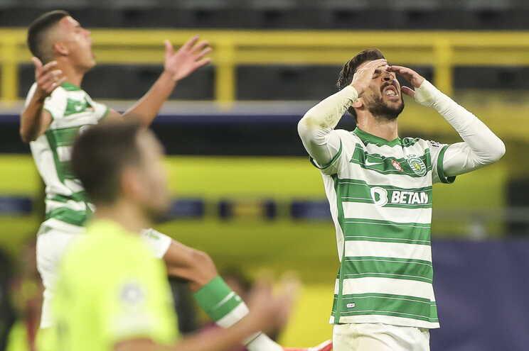 O Sporting foi derrotado pelo Borussia Dortmund por 1-0, na segunda jornada da fase de grupos da Champions
