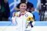 Sunisa Lee é a nova campeã olímpica do concurso completo de ginástica artística