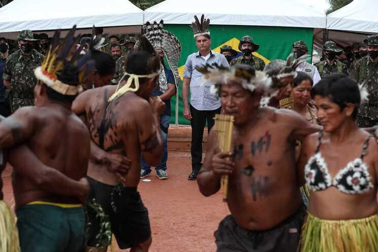 Brasil autoriza polícia de elite em terra indígena invadida por mineiros