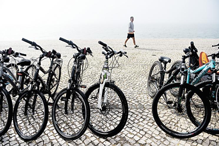 Seguros de bicicletas sem pedalada para o trabalho