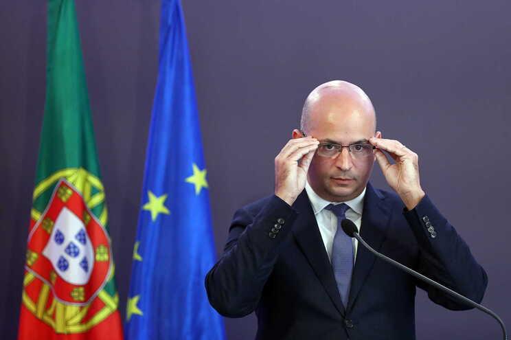 Ministro das Finanças, João Leão