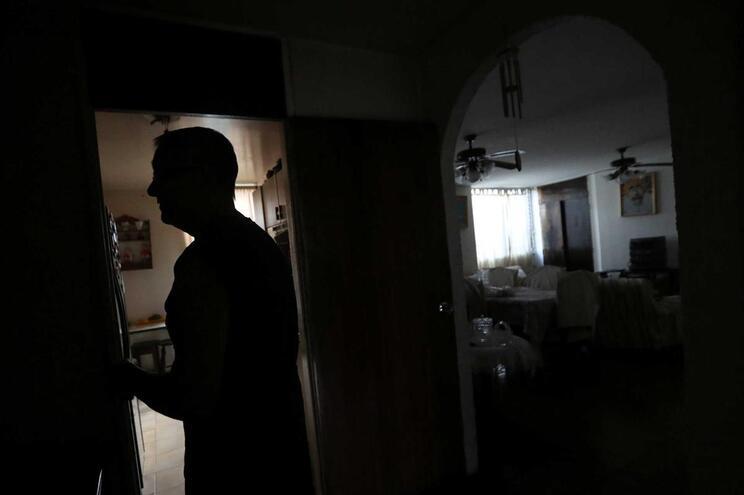 Apagão deixou Venezuela às escuras