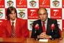 João Vieira Pinto foi uma grande figura do Benfica e também jogou ao serviço do Sporting