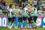 Sporting e Braga defrontaram-se este sábado