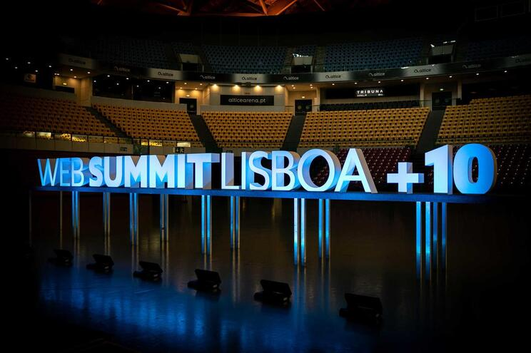Web Summit decorre de 5 a 8 de novembro