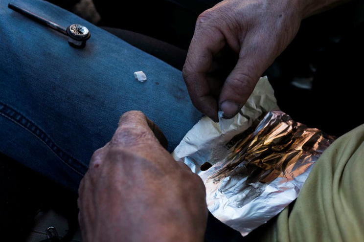 Traficante de droga admitiu crime no Tribunal da Feira