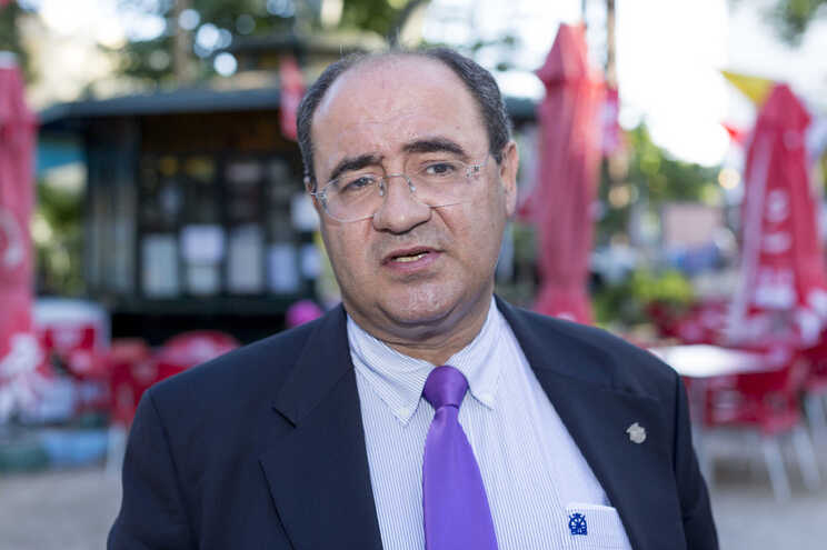 Rogério Bacalhau, presidente da Câmara Municipal de Faro