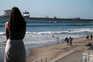 Desaconselhados banhos na praia de Matosinhos