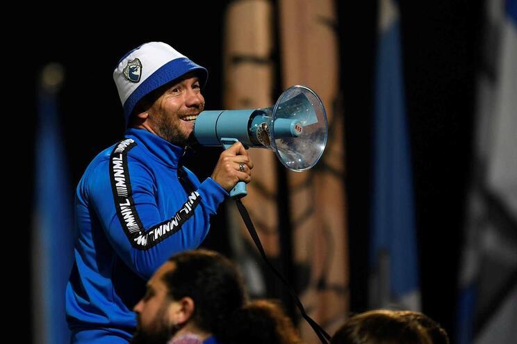 Fernando Madureira é o líder dos Super Dragões