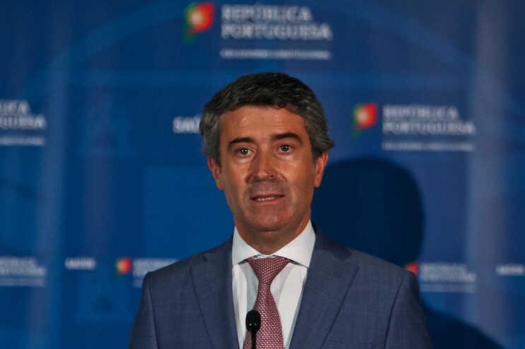 José Luís Carneiro, secretáriO-geral adjunto do PS