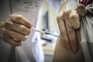 Idosos a partir dos 80 anos estão quase todos vacinados