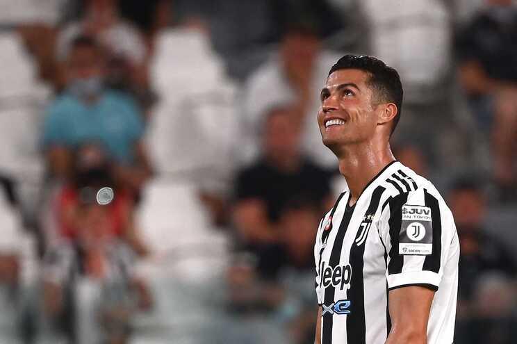 Juventus despede-se de Cristiano Ronaldo com mensagem emotiva