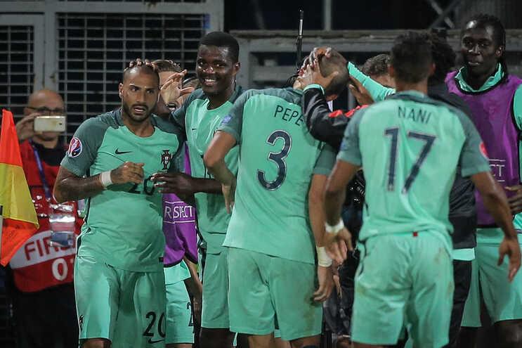 No último Europeu, em 2016, Portugal venceu a Croácia nos oitavos de final, com golo de Quaresma no prolongamento