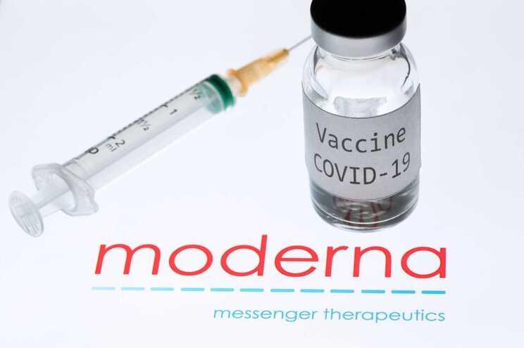 EUA aprovam vacina da Moderna para a covid-19