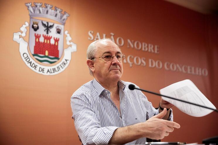 Rui Rio está de visita ao Algarve