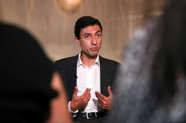 Tiago Mayan Gonçalves é candidato à Presidência da República