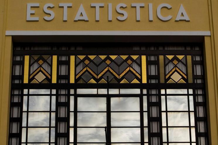 Sede do INE, em Lisboa