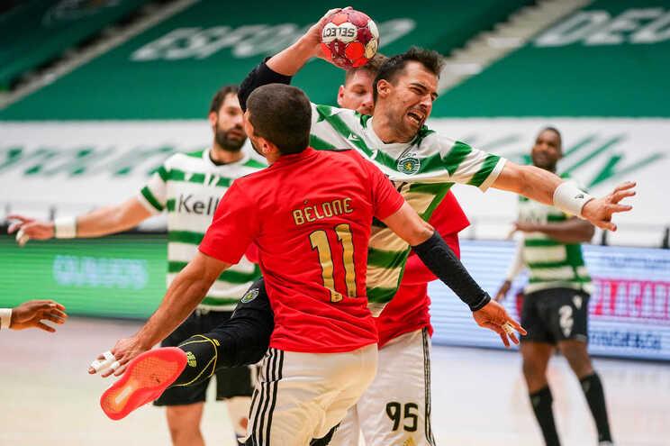 O Sporting venceu o Benfica esta quarta-feira