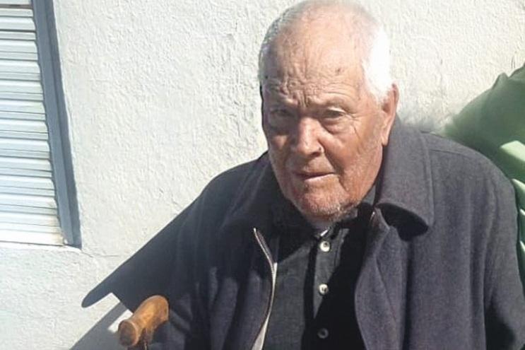 Mário Cardoso tem 101 anos