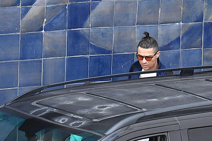 Cristiano Ronaldo está na Madeira, a acompanhar a mãe, que recupera de um AVC
