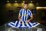 Mehdi Taremi foi apresentado como jogador da equipa de futebol do F. C. Porto