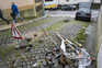 Moradores alertam para o perigo na Rua da Travagem, em Ermesinde