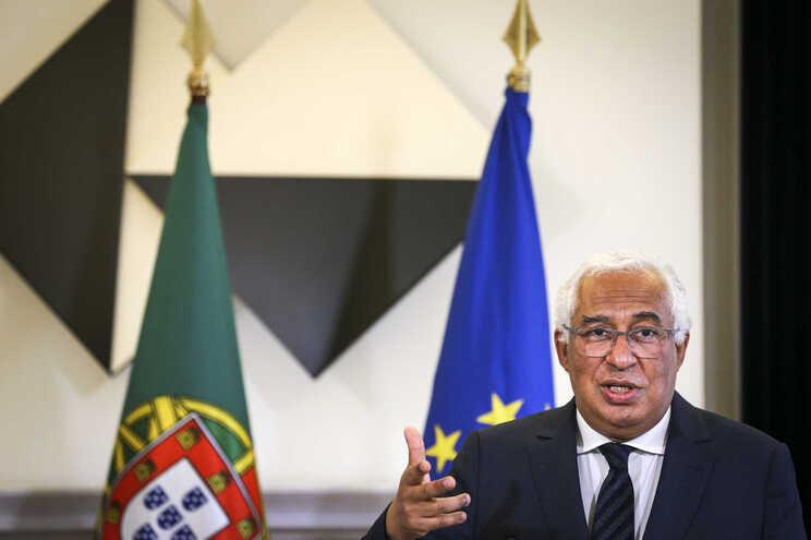 Primeiro-ministro António Costa