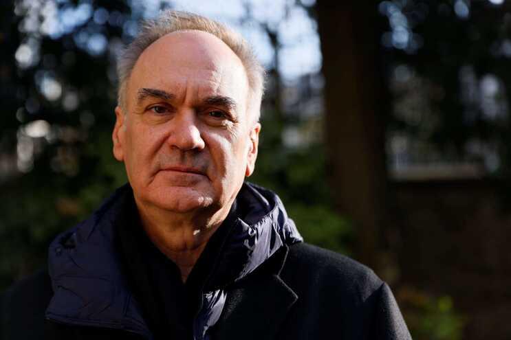 Escritor Hervé Le Tellier