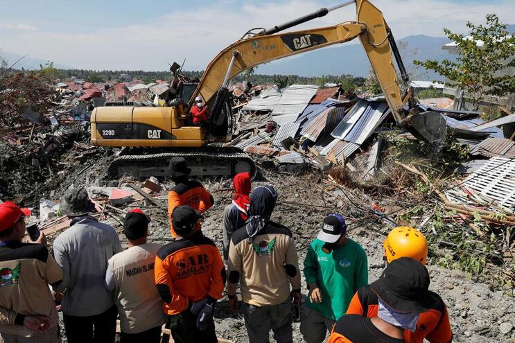 Cáritas Portuguesa disponibiliza 15 mil euros para vítimas do tsunami