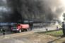 Fogo destrói várias empresas em Castelo de Paiva