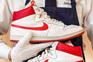 Par de botas de Michael Jordan vendido por recorde de 1,26 milhões de euros