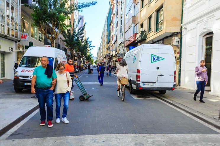 Pontevedra: dez anos a 30 km por hora, dez anos sem mortes na estrada