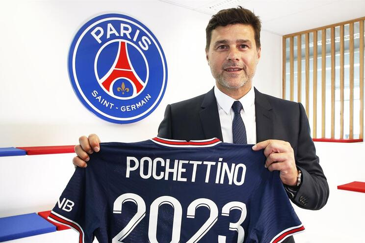 Pochettino renovou até 2023