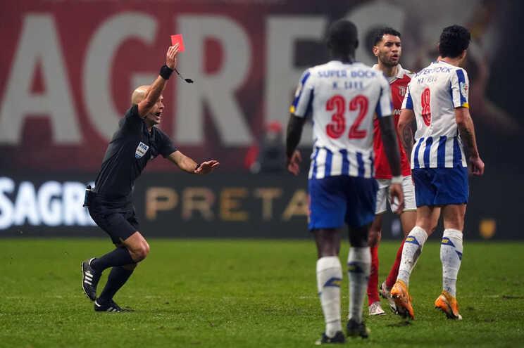 Luís Godinho foi ameaçado de morte após o jogo em Braga