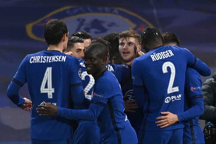 Chelsea venceu o Manchester City