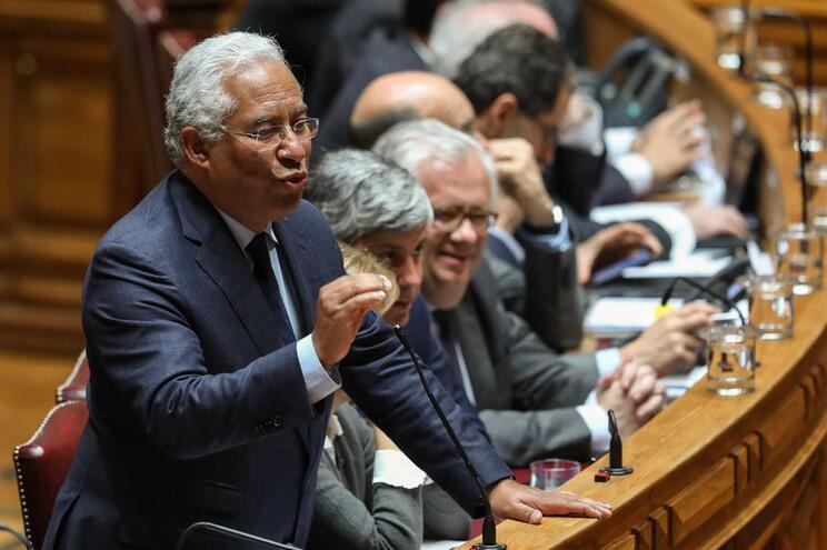 """Costa anuncia redução """"substancial"""" do IRC para empresas do Interior"""
