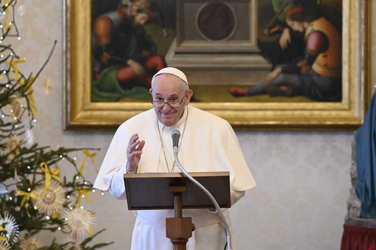 Papa Francisco vai vacinar-se na próxima semana