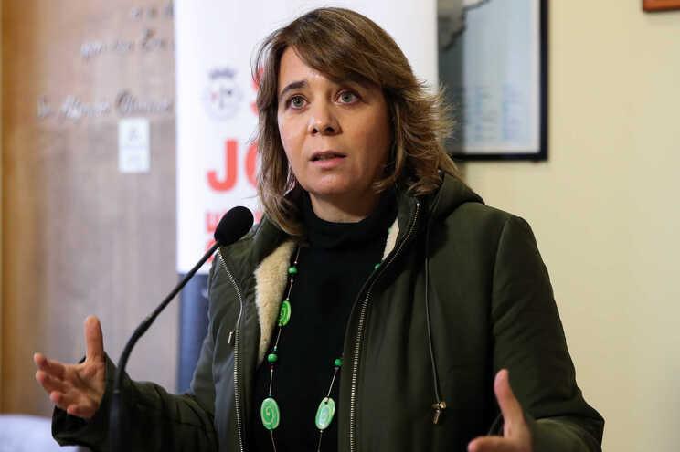 Catarina Martins, do BE