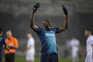 Avançado do F. C. Porto abandonou o jogo disputado no D. Afonso Henriques