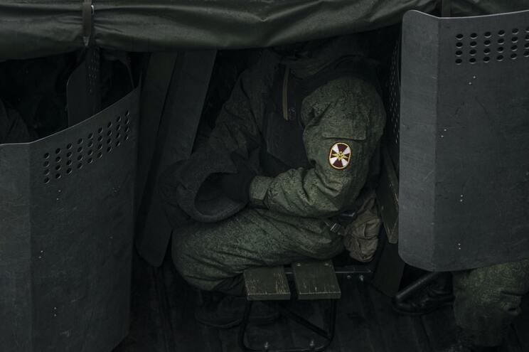 Grupo mercenário terá ligações com o exército da Rússia