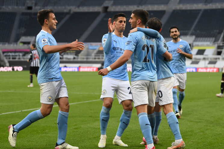 O Manchester City vai defrontar o Chelsea