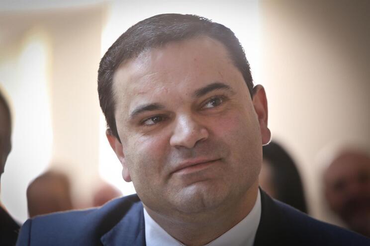 Gonçalo Rocha, presidente da Comunidade Intermunicipal do Tâmega e Sousa