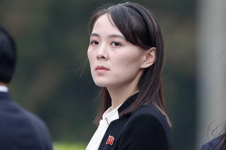 Kim Yo-jong, irmã de Kim Jong-un