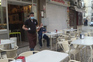 Esplanadas abrem em Lisboa mas com limitações
